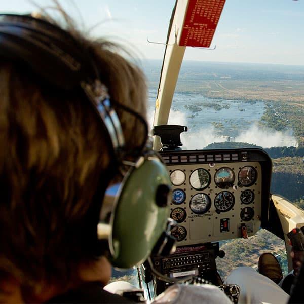 Flight Of Angels Victoria Falls Zimbabwe