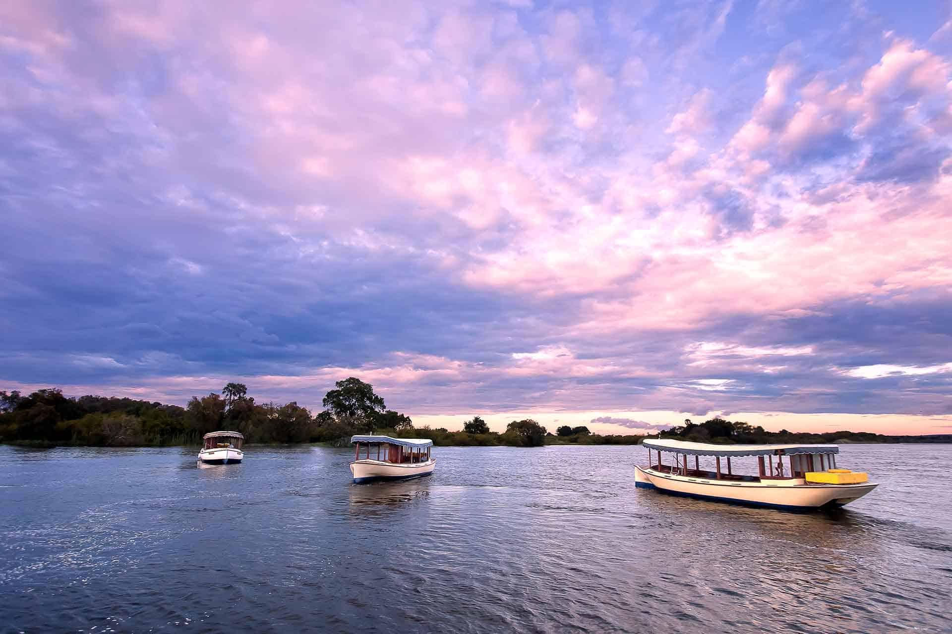 Raikane River Cruise Sunset 2