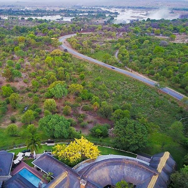 Victoria Falls Ilala Lodge