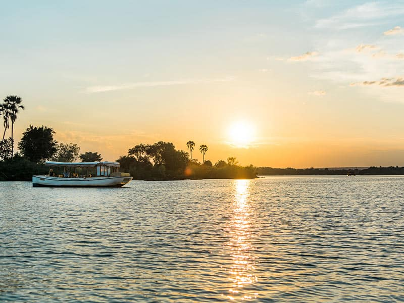 Ra-Ikane Breakfast Cruise Zambezi River