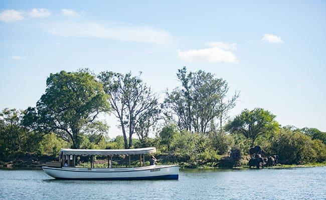 Ra-Ikane River Cruises Zambezi River