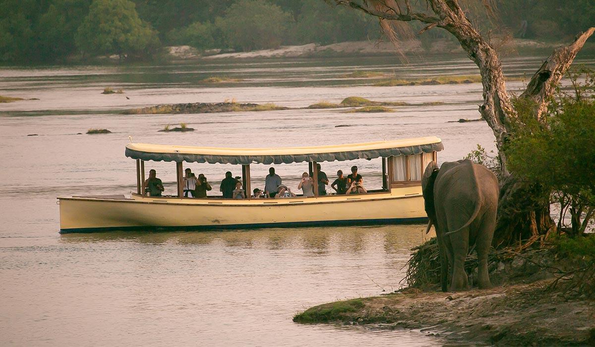 Ra-Ikane Zambezi River Cruise