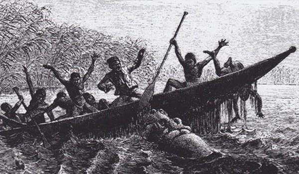 Ra-ikane Victoria Falls River Boat History