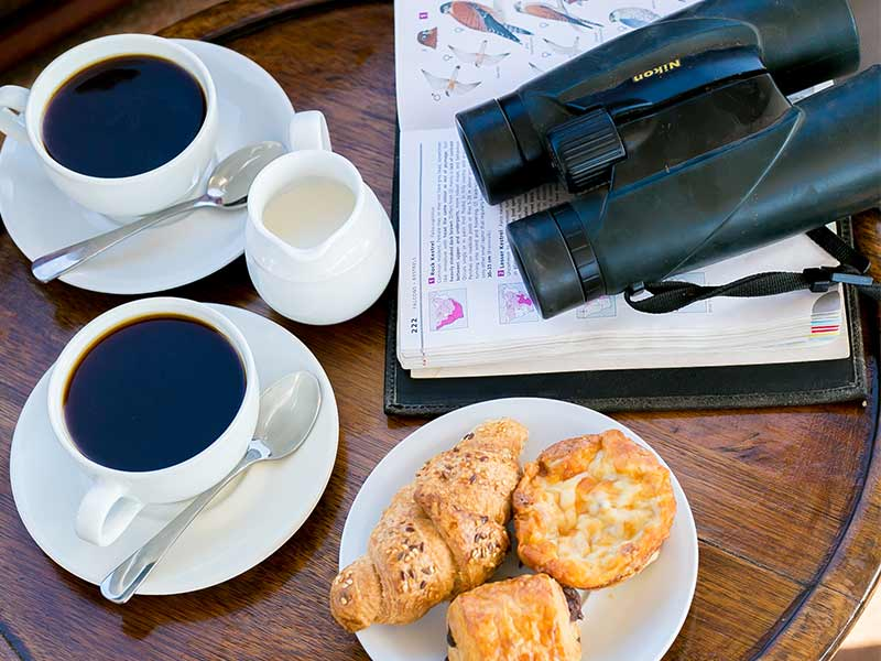 Coffee and Croissants Ra-Ikane Cruise