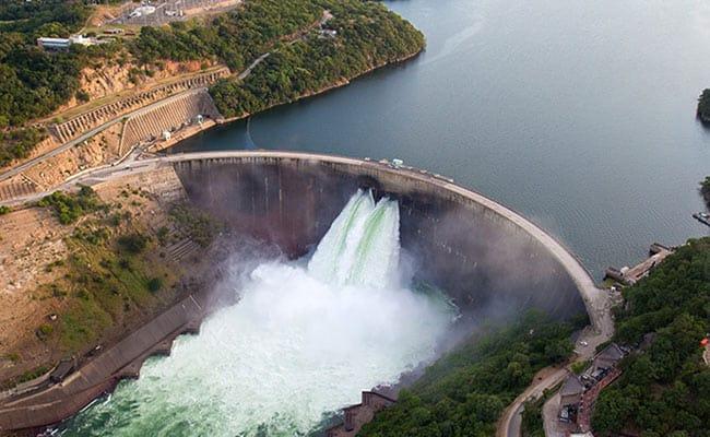 Kariba Dam - Marcus Wishart