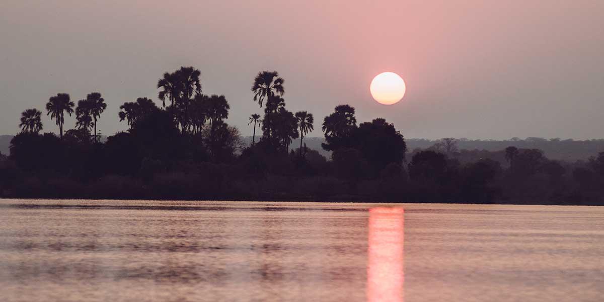 Princess Island Zambezi River 2